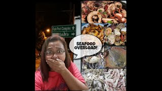 FRESH AND VERY AFFORDABLE SEAFOOD @ ILOILO FISH PORT COMPLEX + PALUTO