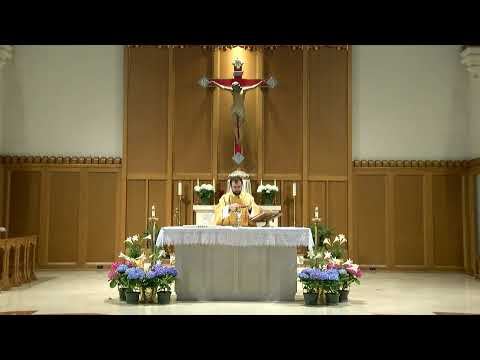 St. Mary's Wappinger Falls 10:30 A.m. Mass 4/26