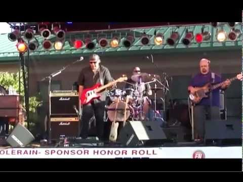 Jay Jesse Johnson Band at Colerain Festival