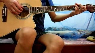 Iris - Googoo Dolls [ Fingerstyle ] trial