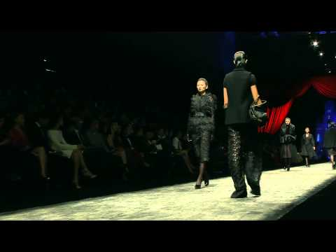 Do Manh Cuong - Fall/Winter 2012 - The Muse - Full Show Part 01