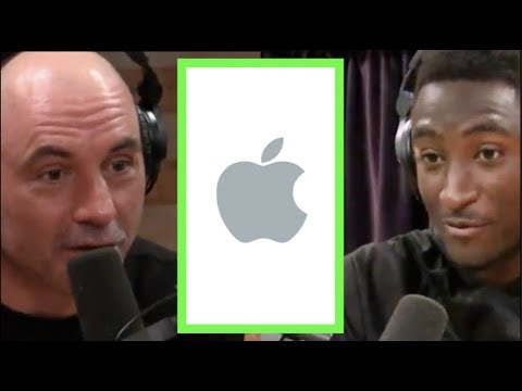 Joe Rogan & Marques Brownlee - The Problem with Apple