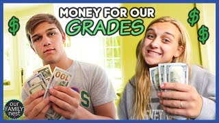 MONEY FOR OUR SCHOOL GRADES!