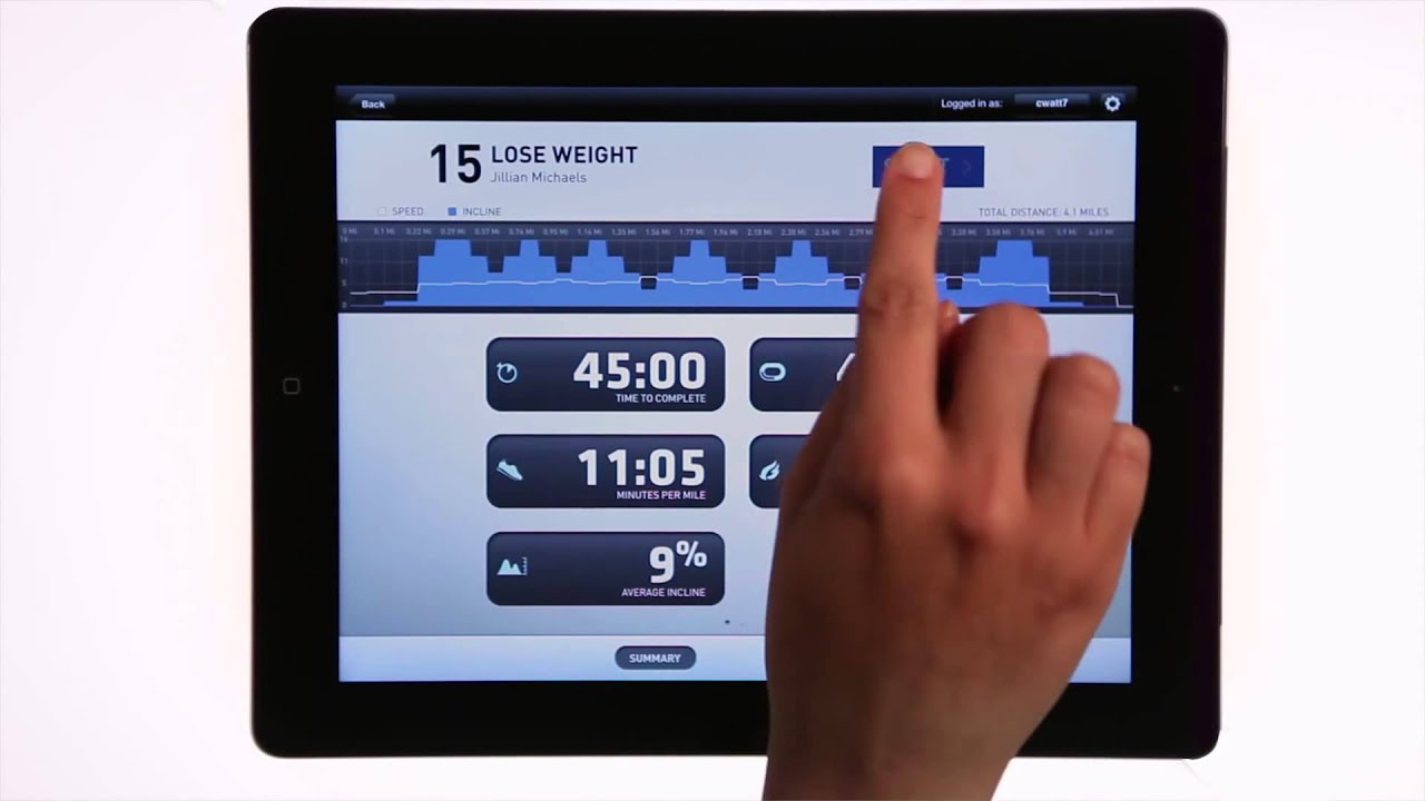 iFit for iPad - Fitness Deals Online