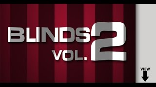 After Effects Transitions Pack - Blinds Vol.2