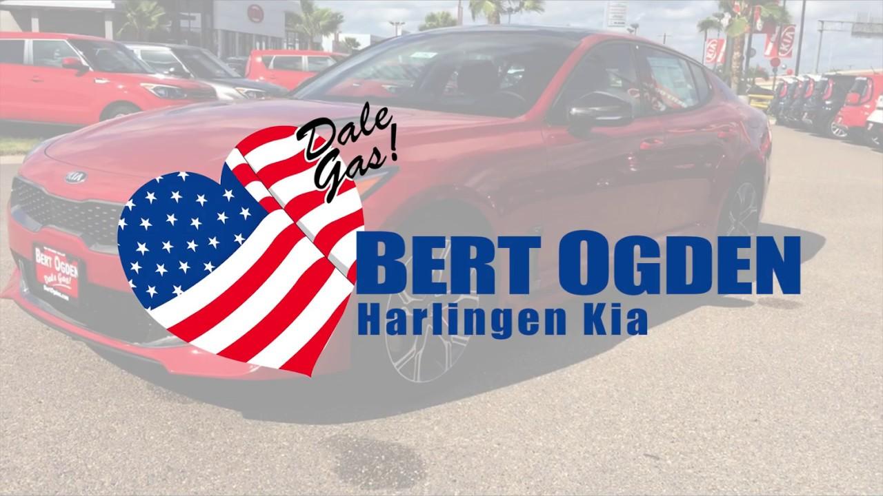 Bert Ogden Harlingen >> 2018 Kia Stinger Gt Harlingen Tx