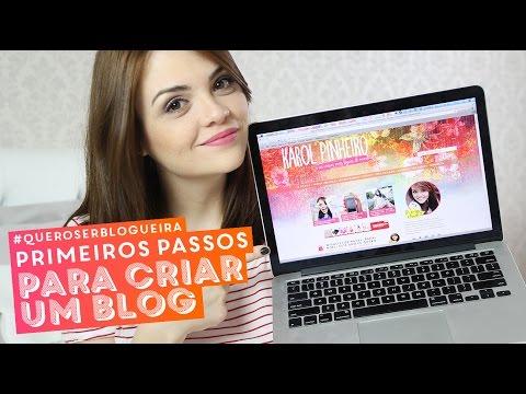 Quero ser blogueira ep. 1: Decidi criar um blog, e agora?