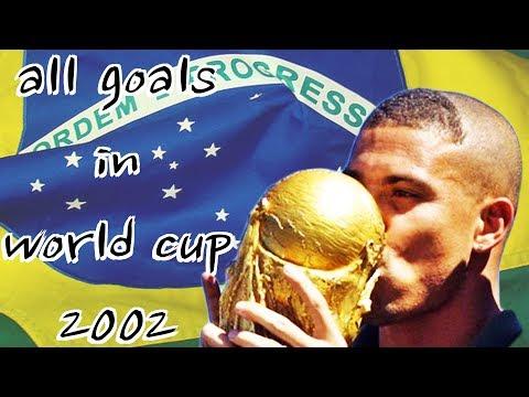 RONALDO BRAZIL WORLD CUP 2002 GOALS - KOREA JAPAN 2002 - ROAD TO BRAZIL 2014