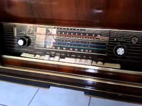 Blaupunkt Stereo Console - YouTube  Blaupunkt Stere...
