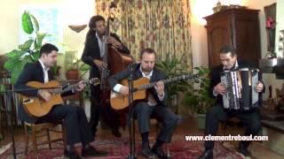 Joseph Joseph - Jazz manouche avec accordéon pour mariages - Clément Reboul