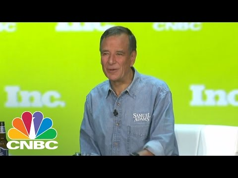 How Boston Beer Company Founder Jim Koch Brewed His Way To Success (Full) | CNBC