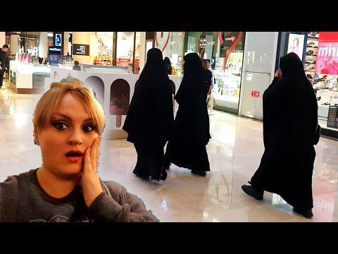 Где и что покупают богатые арабские женщины. Цены в Стамбуле в люксовом ТЦ. Emaar Square Mall