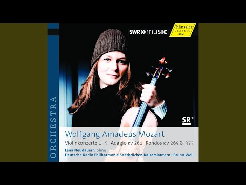 Violin Concerto No. 3 in G Major, K. 216: I. Allegro