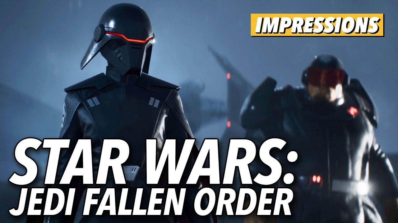Star Wars Jedi: Fallen Order impressions: Must-buy for Star Wars ...