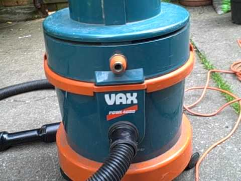 vax4000 starting up youtube rh youtube com Commercial Vacuum Cleaners Kenmore Canister Vacuum Cleaners Sale