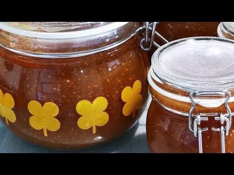 confiture-de-figues-au-citron-et-miel,-la-simplicité-et-toute-la-nature-pour-de-délicieuses-tartines