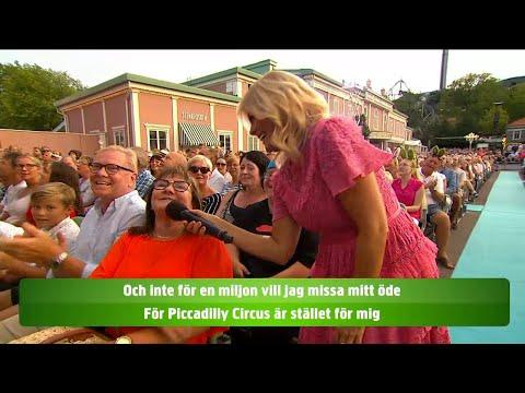 Allsång: Picadilly Circus - Lotta på Liseberg (TV4)