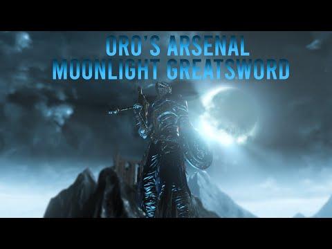 Dark Souls 3 - Oro's Arsenal: Moonlight Greatsword