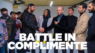 """BATTLE IN COMPLIMENTE"" - BRomania"