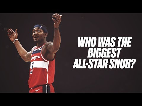 Players Pick The Biggest All-Star Snubs