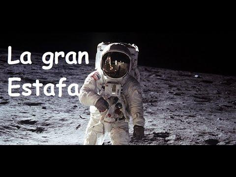 Llegada del hombre a la luna la mayor estafa de la