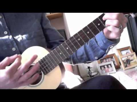 I Saw Her Standing There The Beatles Ukulele Chords Youtube