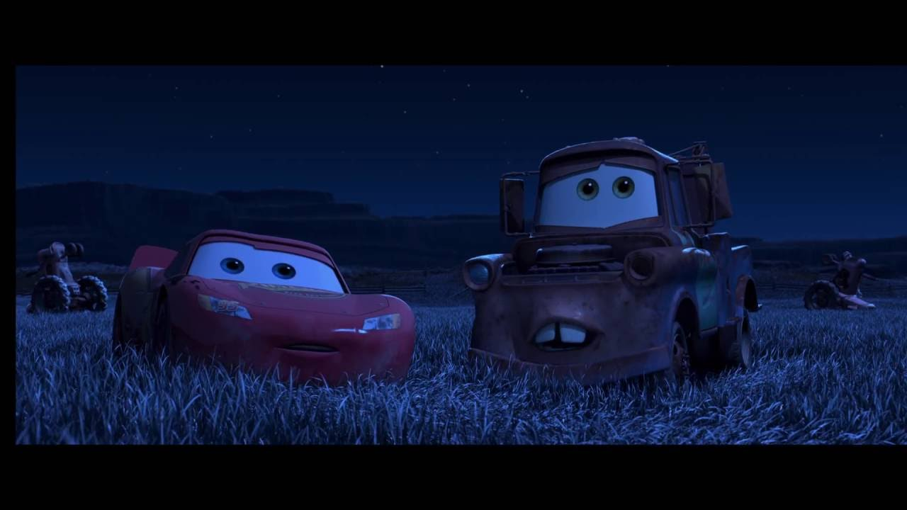 Cars extrait blagues aux tracteurs 2 disney be youtube - Cars et les tracteurs ...