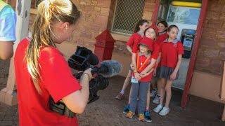 Behind the scenes of Bring on Christmas Day - the Indian Pacific charity Christmas Carol