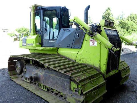 Used Bulldozer Inspection For Komatsu Caterpillar Liebherr