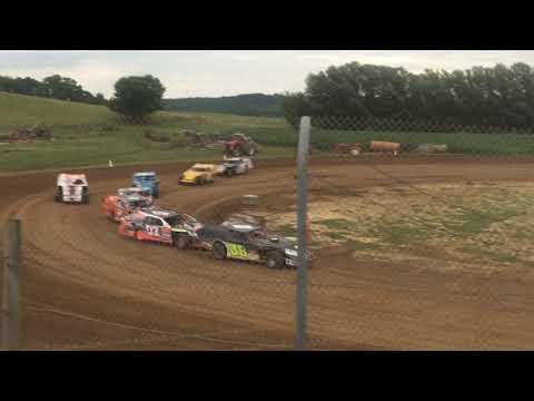 35 Raceway 6-23-2018 Modified Heat #2