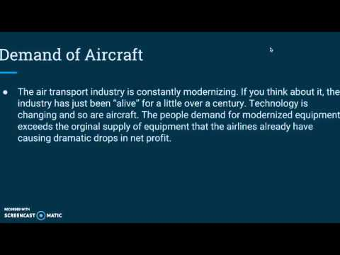 State of the Air Transport Industry Presentation
