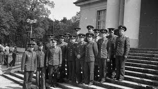 ГСВГ, Вюнсдорф, сборы комсомольских работников ГСВГ, 1980 г.
