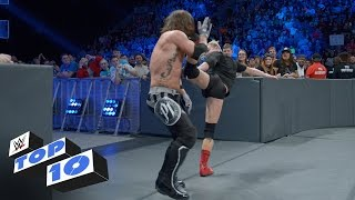 Top 10 SmackDown LIVE moments: WWE Top 10, Oct. 25, 2016
