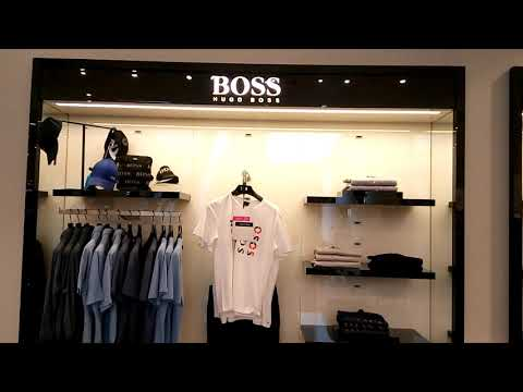 HUGO BOSS Clothes | DISPLAY | World Displays