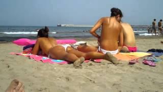 اجمل شواطئ اوروبا ناس تعيش وتستمتع
