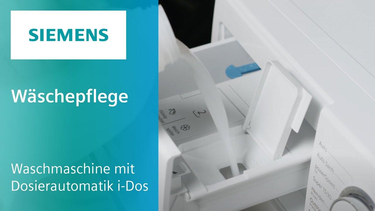 video i-Dos smarte Waschmaschine