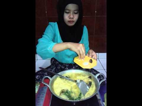 masakan khas daerah jambi tempoyak