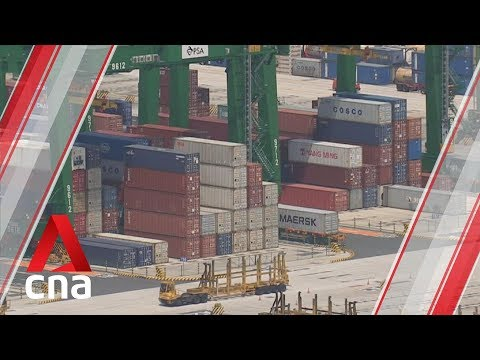 Number of containers handled by Port of Singapore hits all-time high: MPA