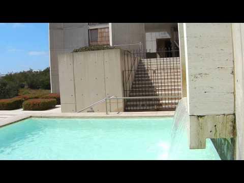 Salk Institute Fountain - 7.15.2012