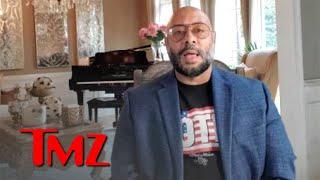 Exonerated CP5 Member Raymond Santana Not Buying Trump's 'Least Racist' Claim | TMZ