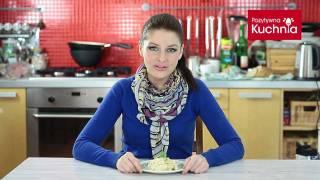 Sałatka z tuńczykiem i ryżem | DOROTA.iN