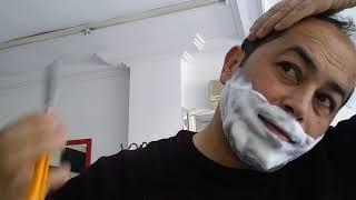 Savon De Volcons   Sakal Tıraş sabunu inceleme #4