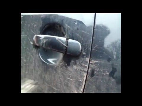 как открыть дверь на VW B5 Passat