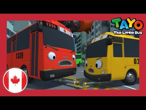 🇨🇦Most watched episodes from Canada! | Season 4 Compilation l Tayo the Little Bus