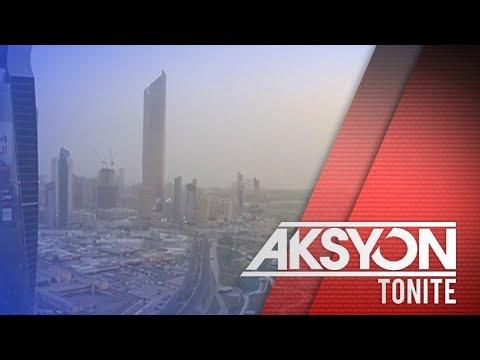 Kuwait, pumayag na sa mga hiling ni Pres. Duterte
