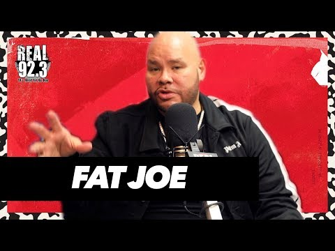 Tone Kapone - Fat Joe Talks About Culture Snitching The N word and More