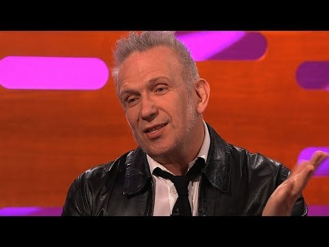 Jean Paul Gaultier's teddy bear - The Graham Norton Show: Series 15 Episode 6 - BBC One