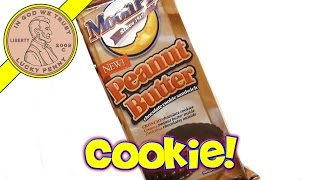 Moon Pie Peanut Butter Chocolate Cookie Sandwich Twin Pack - Usa Candy & Snack Tasting