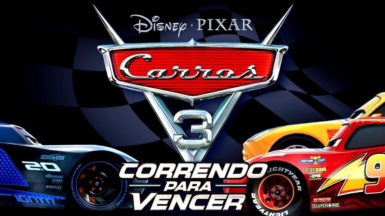 Carros 3 Correndo Para Vencer Jogo Do Filme Completo Em Portugues Do Filme Cars 3 2017 Mcqueen Youtube