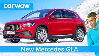 New Mercedes GLA SUV 2020 - see why it's sooo much better than the old one!